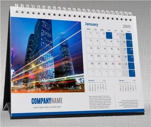 Calendar Template Graphic
