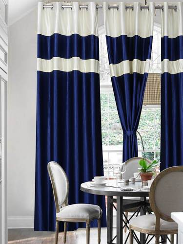 T Decor Fancy Door And Windows Curtains