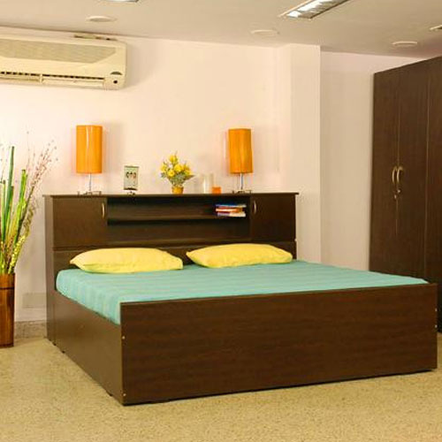 Home Interior Warehouse Furniture Design: Wooden Beds At Rs 25000 /piece