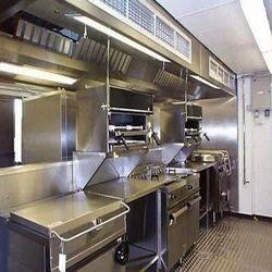 Kitchen Setup Kitchen Ss Burner Cooking Range Manufacturer From
