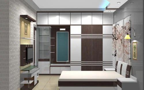 Kitchen Wardrobe Designs Images