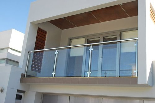 Glass Balcony Glass Railing Manufacturer From Chennai