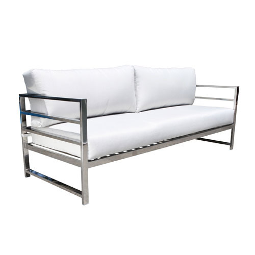 Stainless Steel Sofa Set Ss Latest Price Manufacturers Suppliers
