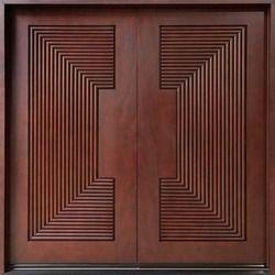 Wooden Door Designing In India