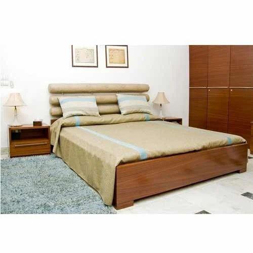 Wooden Furniture Designer Wooden Bed Manufacturer From Vadodara