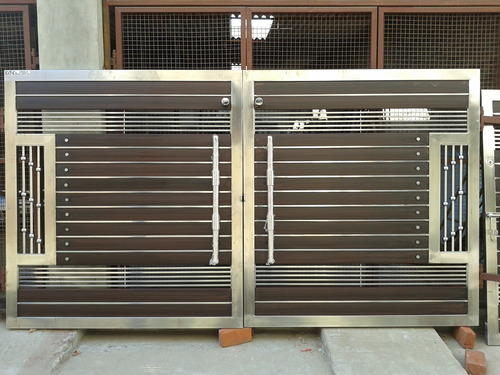 GATE 2019 Image: Steel Gate Manufacturer From
