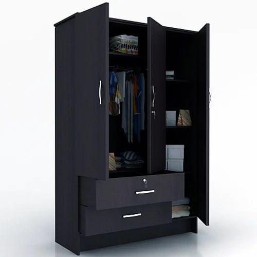 Wardrobe Design Ideas India Wardrobe Designs Pictures: 3 Doors Wooden Wardrobe Manufacturer From