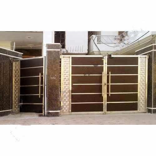 home main door design photos. Stainless Steel Main Gates  Designer Manufacturer From Faridabad