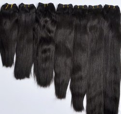 hair extensions double drawn hair manufacturer from delhi