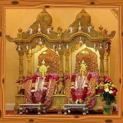 Puja Mandir Decoration Ideas