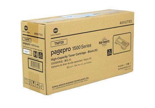Konica minolta pagepro 1500w printer
