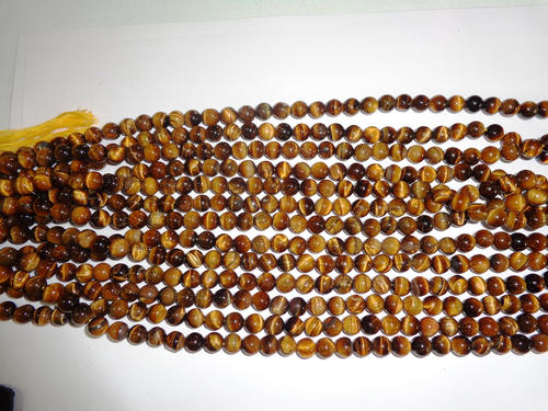 beads items tiger gem stones beads manufacturer from jaipur