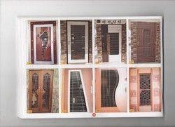 Brilliant Ms Safety Door Designs For Flats Tutor Inspirational Interior Design Netriciaus
