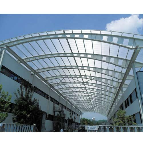 Install Polycarbonate Roof Panels – Jerusalem House