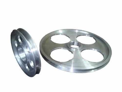 pulleys rollers aluminum enameling sheaves manufacturer from mumbai