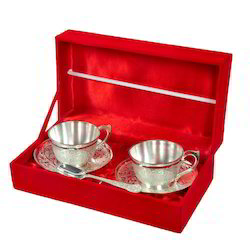 Wedding Gifts Silver Cup Set