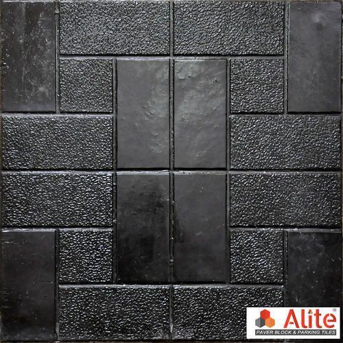 parking tiles black parking tiles manufacturer from ahmedabad
