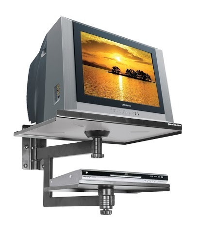 Crt Tv Wall Mount Stand 14 Crt Dvd Or Settop Box Wall Mount
