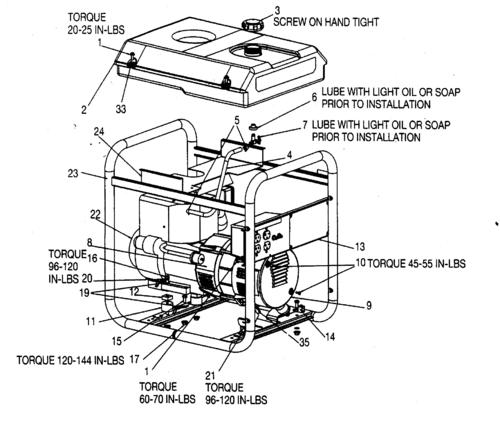 Fischer Panda Diesel Generator Schematic