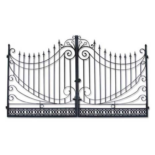 Iron Gate Grill Designer Iron Gate Manufacturer From Nagpur
