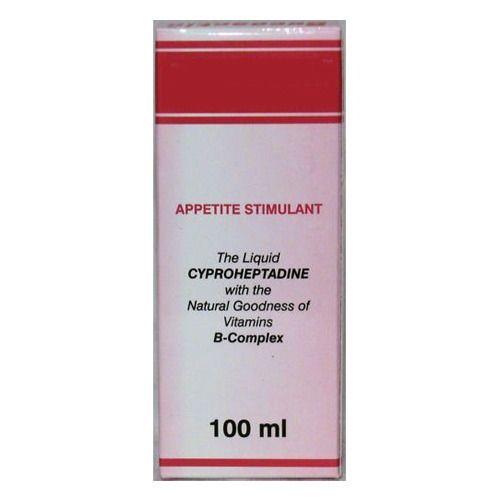 cyproheptadine appetite stimulant