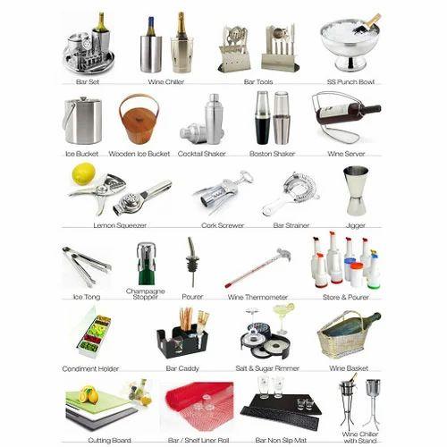 List Of Stuff For Kitchen For Restaurant