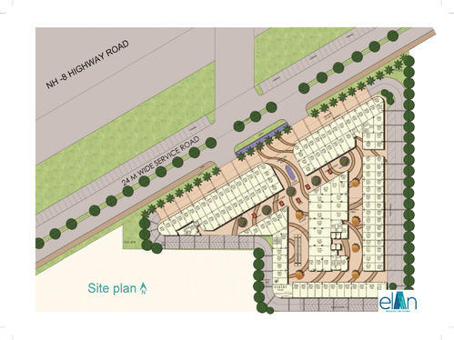Site Plan Ground Floor Plan Service Provider from Gurgaon – How To Get A Site Plan