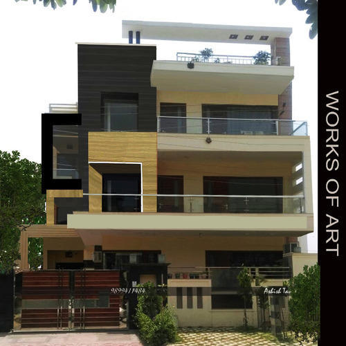 Home Design Exterior Ideas In India