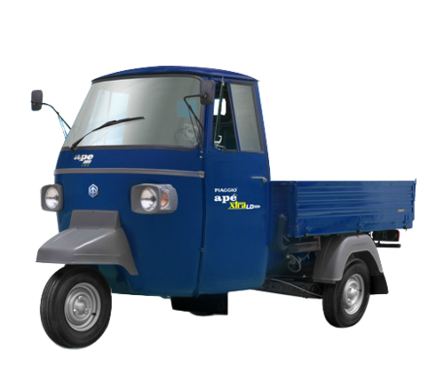 Piaggio 3 Wheelers And 4 Wheeler Commercial Vehicle Exporter From