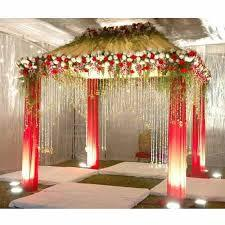 Fresh Flowers Bedi Decorations Wedding Flower Decoration Service