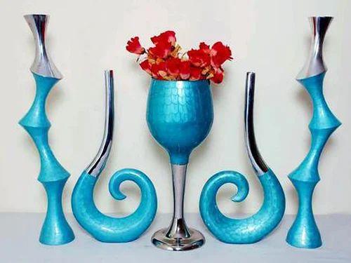 Home Decor Item & Candle Holders Manufacturer From Moradabad