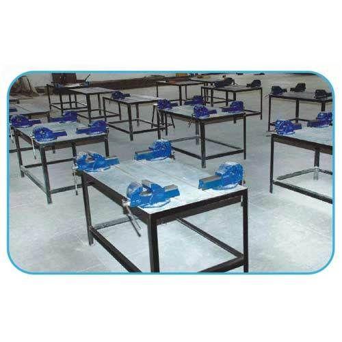 Captivating Workshop Table